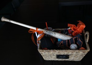 Bumgarner Auction Basket
