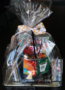 Hudson Auction Basket