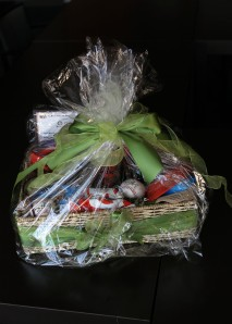 Blanco Auction Basket