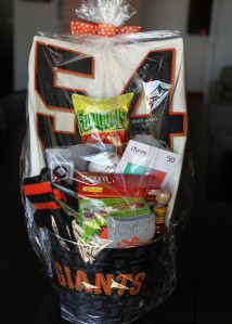 Romo Auction Basket